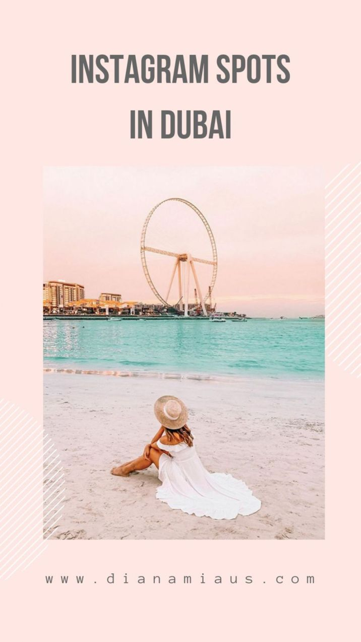 Best Instagram Spots in Dubai