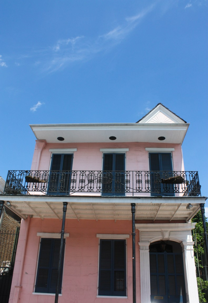 New Orleans Louisiana travel guide from fashion blogger Diana Pearl of Pearl Girl