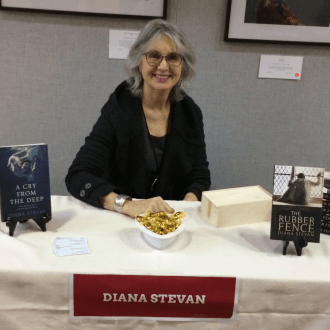 Finding Treasure At An Indie Author Book Fair