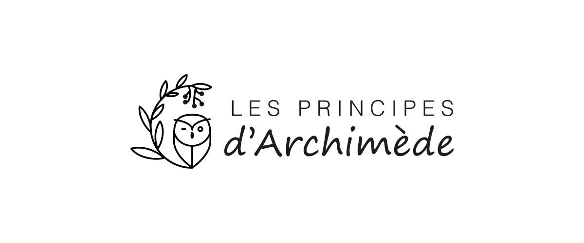 logo les principes d'Archimède