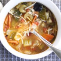 Low Carb Cabbage Soup