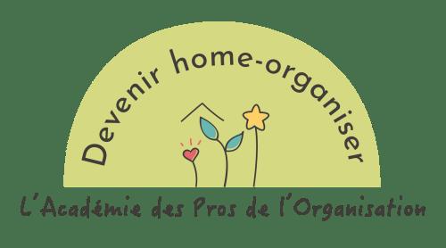 Formation Devenir home-organiser de Diane Ballonad Rolland | Copyright Diane Ballonad Rolland