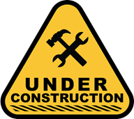 Your Inner Strength: Persistence Under Construction Sign