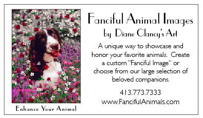 Biz Card for Animals I