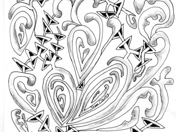 Pattern Mixer Merging Mooka Rixty