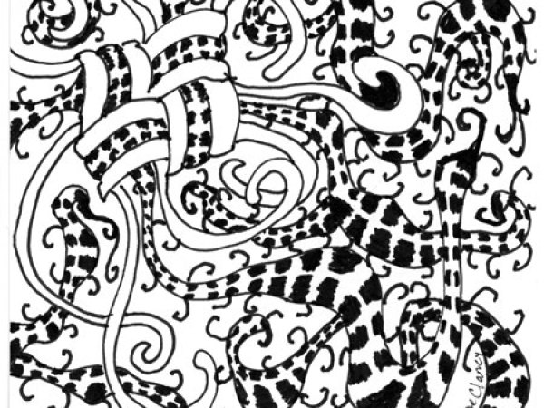 Pattern Mixer Merging Mak-rah-mee Btl Joos
