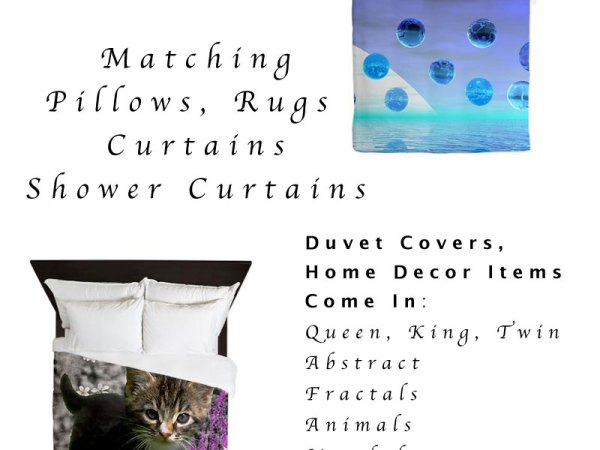 Pin for Duvet Covers