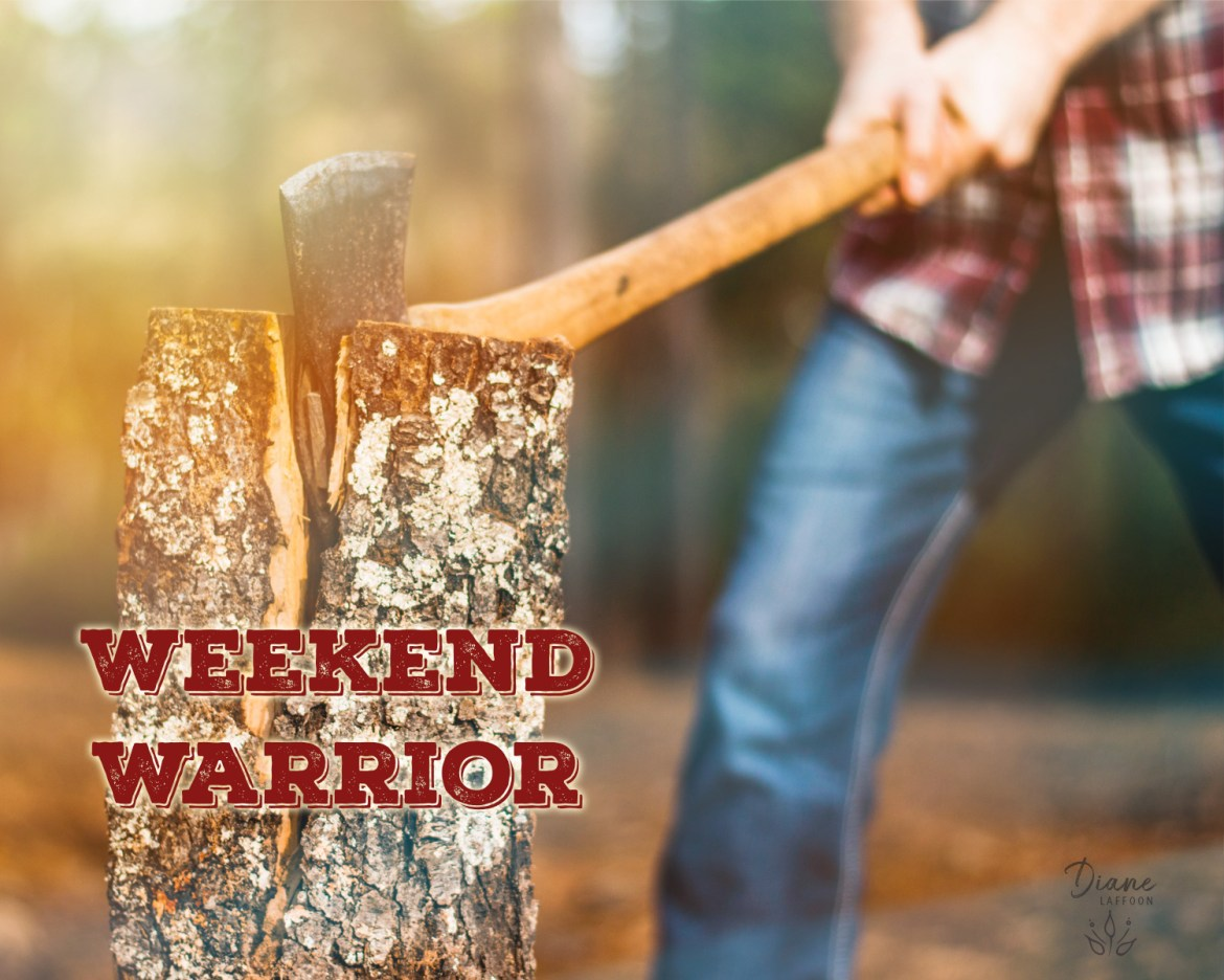 Perfect gift for the weekend warrior