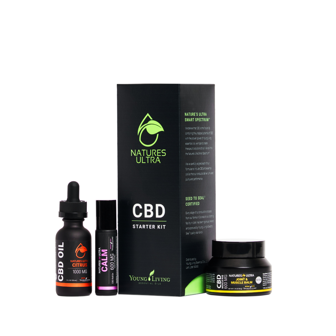 Nature's Ultra CBD products you can trust