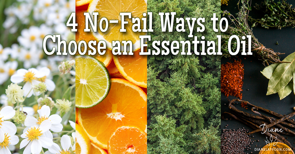 No Fail Essential Oils