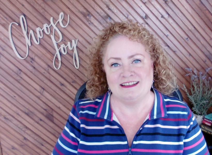 Diane Laffoon Choose Joy