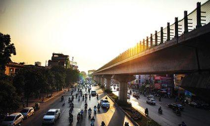 Mar '17 - The Hanoi Skytrain
