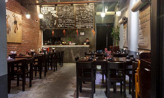 Jun '17 - Quaithao Sefood Restaurant