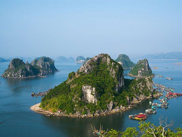 Halong Bay - Paradise Cruises - Destinations
