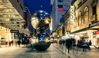 Rundle Mall, Adelaide
