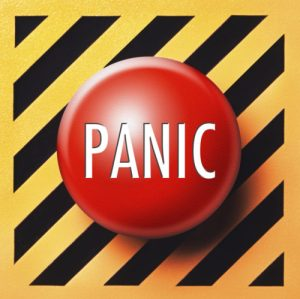 Don't Push the Panic Button!