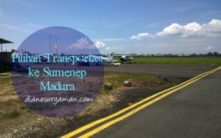 Transportasi ke Madura