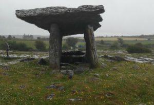 Ireland 101: Image of cairn.