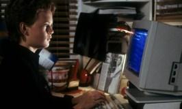 The Secret (hidden inside every episode of Doogie Howser, M.D.): image of Doogie at his computer.