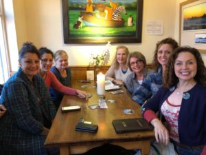 Scotland Revisited: group of ladies at Applecross Inn