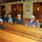 John Graham, Eric and Joan Berman, Mary Traffas and Eddie Gulli