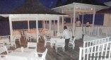 The Bayside restaurant again on Thursday