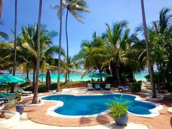 Asha Cottage Diani divers hébergements de plages à Diani au Kenya