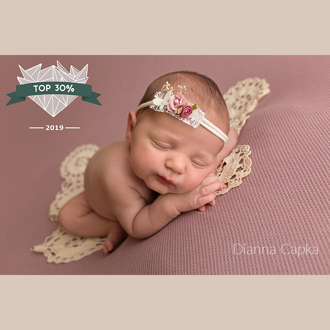 Lancaster award winning newborn photographer