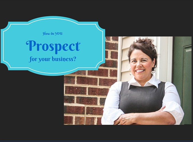 [VIDEO] How Do You Prospect For Your Small Business?