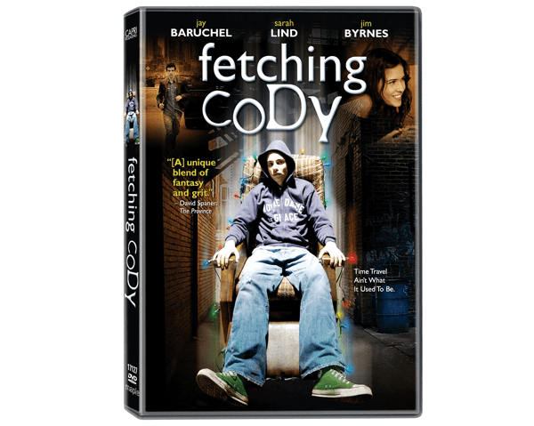 Keyart for home entertainment: Fetching Cody