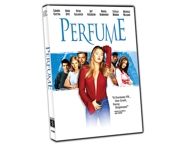 Keyart for home entertainment: Perfume