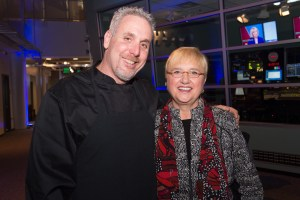 John and Lydia Bastianich Di Antonio