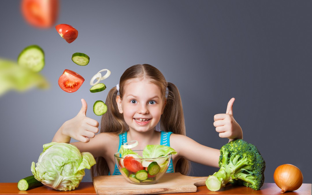 Teaching Kids to Love Healthy Foods