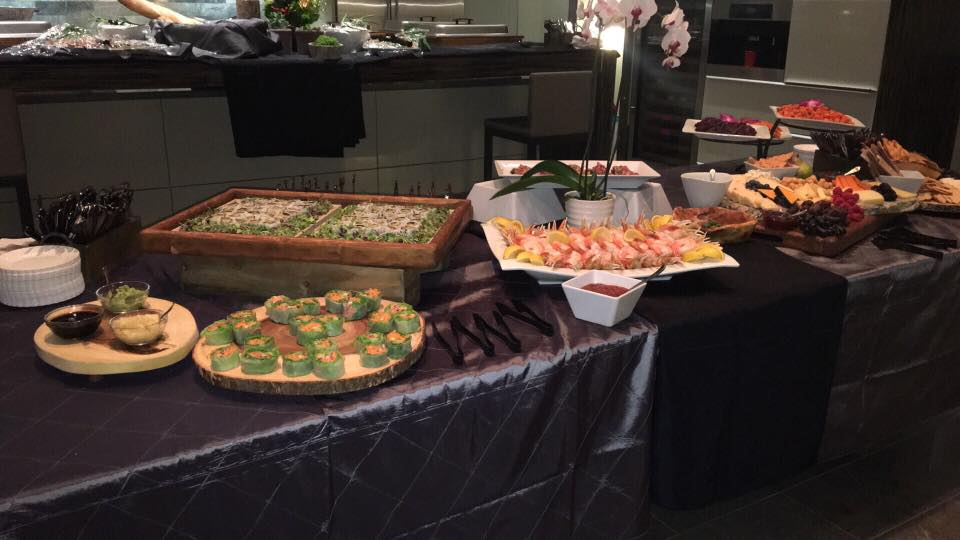 Fresh and Delicious Corporate Catering