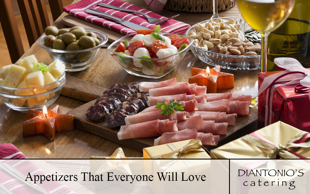 Appetizers That Everyone Will Love