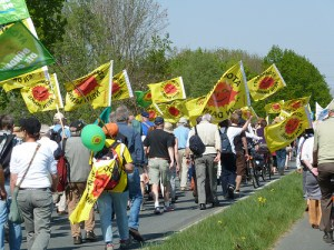 anti nuke movement in Germany