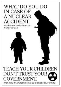 in case of a nuclear accident