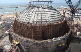 Koodankulam under construction