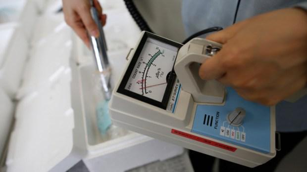 fukushima dosimeter
