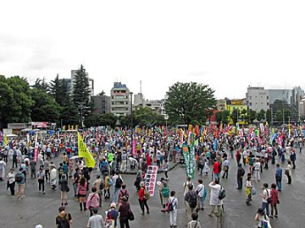 No Nukes Day Tokyo June 28 2014 - 1