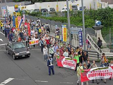 No Nukes Day Tokyo June 28 2014 - 16