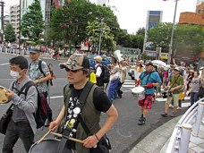 No Nukes Day Tokyo June 28 2014 - 18