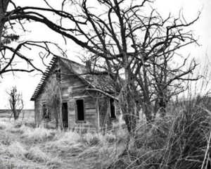 Washington State Ghost Town—Hanford. Courtesy of photographer, Clane Gessel.