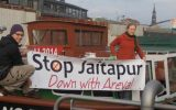 German anti-nuclear activist jailed for blocking train carrying radioactive waste