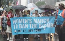 Women's March to the UN for a Nuclear Ban: Watch Video