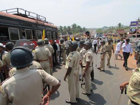 Jail Bharo Jaitapur anti-nuclear 2015 3