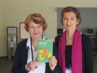 Dr Helen Caldicott and Pinar Demircan