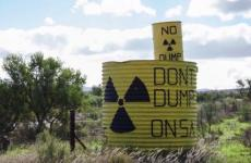 Protest Against Nuclear Waste Dump in Scotland by Aboriginal Communities