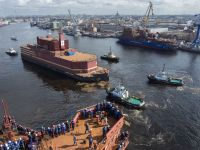 Floating Nuclear Monster: Russia Risks International High Seas