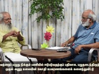 Kudankulam is on way to Chernobyl: interview with V T Padmanabhan